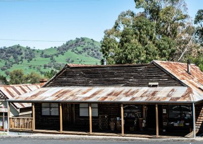 Odgers and McClelland Exchange Stores