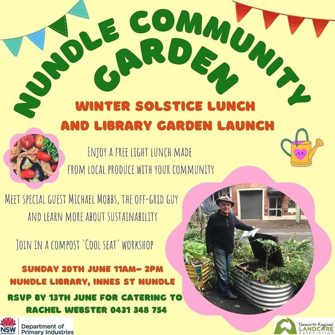 Nundle Community Garden