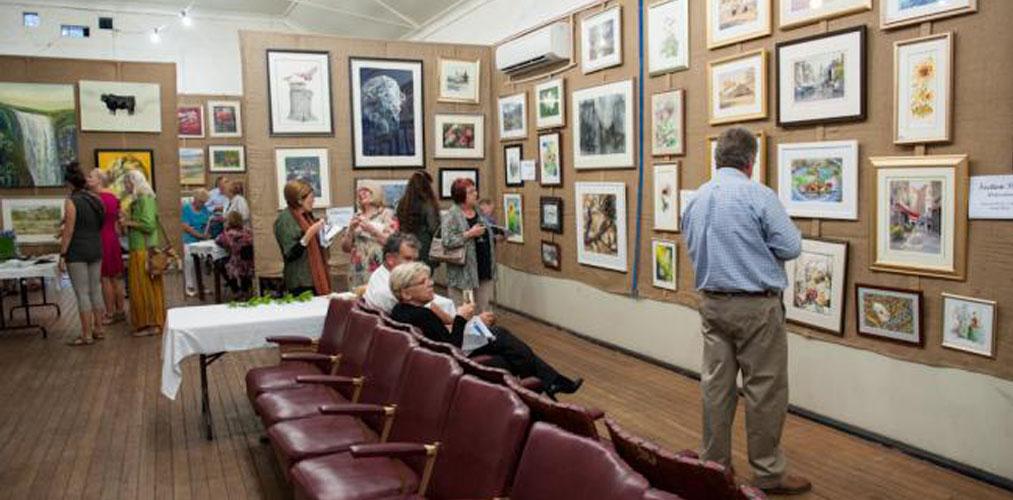 CWA Art Exhibition & Sale